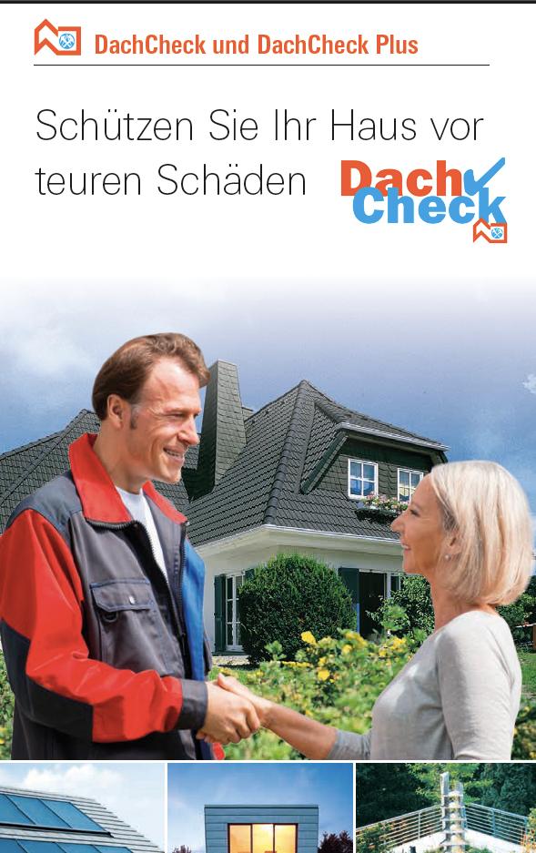 Download Broschüre DachCheck